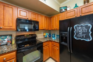 Three Bedroom Apartments for Rent in Katy, TX - Kitchen showing Appliances